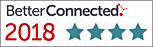 Better Connected 2018 - Awarded 4 Stars